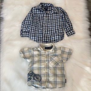 Boys Name Brand 3T Shirts - Lot of 3